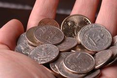 φωτογραφία χρημάτων Στοκ φωτογραφίες με δικαίωμα ελεύθερης χρήσης