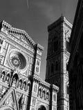 Φωτογραφία Duomo Di Firenze που λαμβάνεται σε ένα ηλιόλουστο πρωί Στοκ φωτογραφία με δικαίωμα ελεύθερης χρήσης