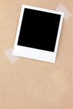 Φωτογραφία Polaroid Στοκ εικόνες με δικαίωμα ελεύθερης χρήσης