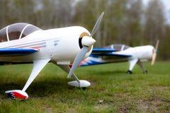 φωτογραφία rc SU 29 μοντέλων κιν&e Στοκ Φωτογραφία
