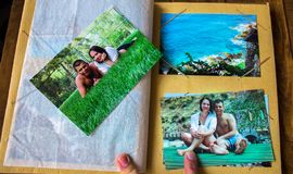 Φωτογραφίες από το vication του ζεύγους στοκ φωτογραφία με δικαίωμα ελεύθερης χρήσης