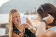 Φωτογραφίες θερινών διακοπών Teens Στοκ φωτογραφίες με δικαίωμα ελεύθερης χρήσης
