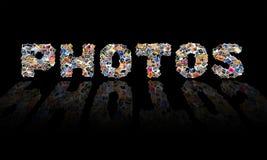 φωτογραφίες κολάζ ελεύθερη απεικόνιση δικαιώματος