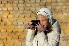 Φωτογραφίες κοριτσιών εφήβων στοκ εικόνες με δικαίωμα ελεύθερης χρήσης