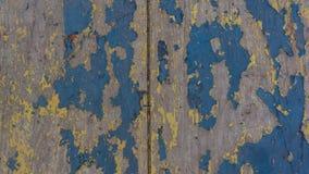 Φωτογραφίες σε μια σειρά στην ξύλινη επιφάνεια Στοκ Εικόνα