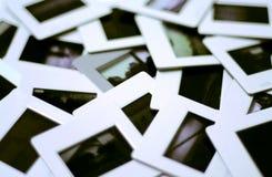 φωτογραφικές διαφάνειες Στοκ Φωτογραφίες