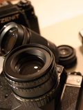 φωτογραφικές μηχανές στοκ φωτογραφίες