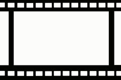 φωτογραφική διαφάνεια διανυσματική απεικόνιση
