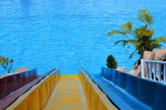 Φωτογραφική διαφάνεια νερού Στοκ φωτογραφίες με δικαίωμα ελεύθερης χρήσης