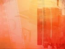 φωτογραφική μηχανή ανασκόπ& Στοκ εικόνες με δικαίωμα ελεύθερης χρήσης