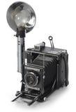 φωτογραφική μηχανή αναδρ&omicron Στοκ Εικόνες