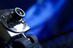 φωτογραφική μηχανή Διαδίκ&ta Στοκ φωτογραφία με δικαίωμα ελεύθερης χρήσης