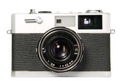 φωτογραφική μηχανή παλαιά εκεί Στοκ εικόνα με δικαίωμα ελεύθερης χρήσης