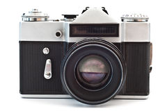 φωτογραφική μηχανή παλαιά Στοκ εικόνες με δικαίωμα ελεύθερης χρήσης