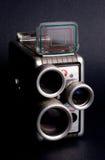 φωτογραφική μηχανή παλαιά Στοκ εικόνα με δικαίωμα ελεύθερης χρήσης