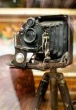 φωτογραφική μηχανή παλαιά Στοκ φωτογραφία με δικαίωμα ελεύθερης χρήσης