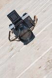 φωτογραφική μηχανή παλαιά Στοκ Εικόνα
