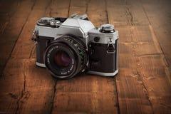 φωτογραφική μηχανή που απ&omi Στοκ Φωτογραφία
