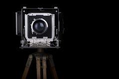 Φωτογραφική μηχανή στούντιο Στοκ εικόνες με δικαίωμα ελεύθερης χρήσης