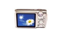 φωτογραφική μηχανή ψηφιακή στοκ εικόνα