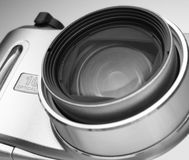 φωτογραφική μηχανή ψηφιακή Στοκ εικόνα με δικαίωμα ελεύθερης χρήσης