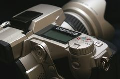 φωτογραφική μηχανή ψηφιακή Στοκ φωτογραφίες με δικαίωμα ελεύθερης χρήσης