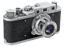φωτογραφική μηχανή Στοκ φωτογραφίες με δικαίωμα ελεύθερης χρήσης