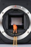 Φωτογραφική μηχανή 2 Στοκ Εικόνες