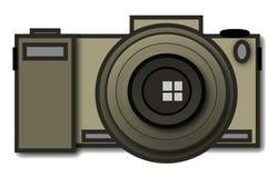 φωτογραφική μηχανή 3 Στοκ Φωτογραφίες