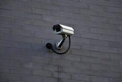 Φωτογραφική μηχανή CCTV Στοκ Φωτογραφία
