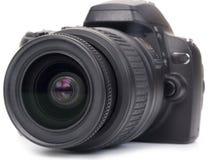φωτογραφική μηχανή dslr Στοκ φωτογραφία με δικαίωμα ελεύθερης χρήσης