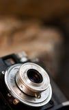 φωτογραφική μηχανή lense Στοκ Εικόνα
