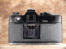 φωτογραφική μηχανή slr Στοκ φωτογραφίες με δικαίωμα ελεύθερης χρήσης