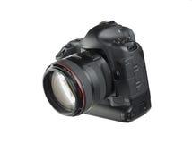 Φωτογραφική μηχανή SLR Στοκ Φωτογραφία
