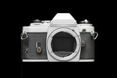 Φωτογραφική μηχανή Slr Στοκ εικόνα με δικαίωμα ελεύθερης χρήσης