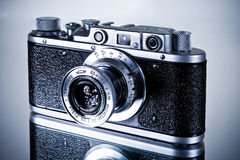 φωτογραφική μηχανή zorkiy Στοκ Εικόνες