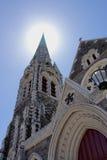 φωτοστέφανος εκκλησιών Στοκ Εικόνες