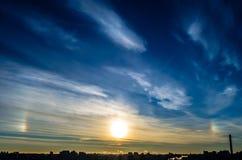φωτοστέφανος Στοκ εικόνες με δικαίωμα ελεύθερης χρήσης