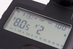 φωτόμετρο Στοκ εικόνα με δικαίωμα ελεύθερης χρήσης