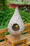 Φωλιά στον κήπο Στοκ φωτογραφίες με δικαίωμα ελεύθερης χρήσης