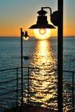 Φω'τα θάλασσας Στοκ Φωτογραφίες
