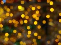 Φω'τα θαμπάδων στην αγορά, το εστιατόριο και το BA χρώματος διάβασης πεζών bokeh Στοκ εικόνα με δικαίωμα ελεύθερης χρήσης