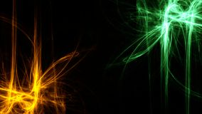 Φω'τα ιχνών υποβάθρου νέου απεικόνιση αποθεμάτων