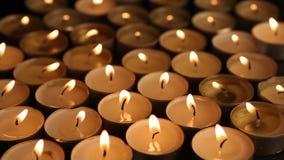 Φω'τα κεριών φιλμ μικρού μήκους
