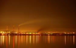 Φω'τα πόλεων Στοκ φωτογραφία με δικαίωμα ελεύθερης χρήσης