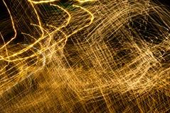 Φω'τα χορού Στοκ εικόνες με δικαίωμα ελεύθερης χρήσης