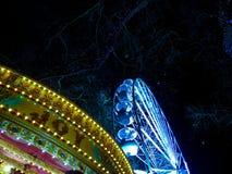 Φω'τα Χριστουγέννων στο West End του Λονδίνου Στοκ εικόνες με δικαίωμα ελεύθερης χρήσης