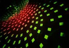 Φω'τα Disco Στοκ εικόνα με δικαίωμα ελεύθερης χρήσης