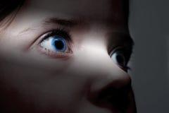 φόβοι παιδικής ηλικίας Στοκ Φωτογραφία