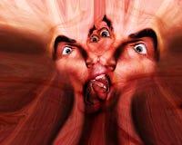 Φόβος 51 απεικόνιση αποθεμάτων